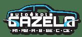 Autoškola Gazela Kutina Logo